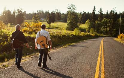 音乐在路上